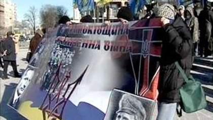 В усіх великих містах України вшанували пам'ять героїв Крут