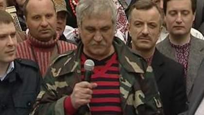 Василию Шкляру вручили Народную Шевченковскую премию