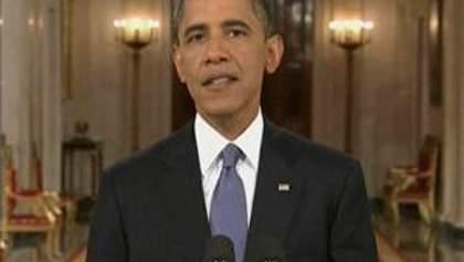 Обама: До наступного літа додому повернуться 33 тисячі американців