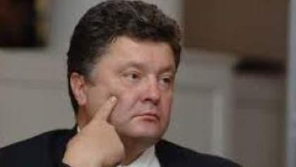 Оппозиция видит председателем Счетной палаты Порошенко