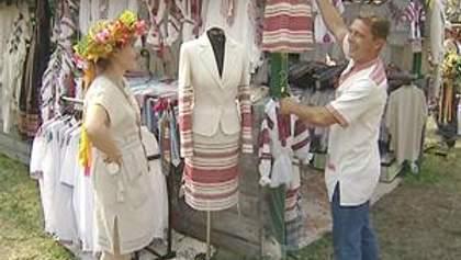 Неподалеку от Миргорода продолжается традиционная Сорочинская ярмарка