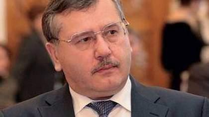 Гриценко: Питання з маяками слід було вирішувати при підписанні Харківських угод