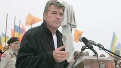 Ющенко отпразднует День Независимости на Говерле