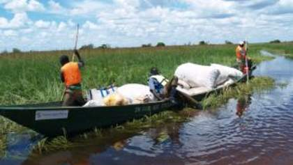 В Уганде погибли 24 человека из-за наводнения