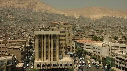 У Дамаску підірвали штаб-квартиру сирійської спецслужби