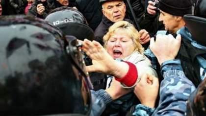 В Донецке подрались из-за героев Крут