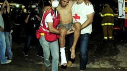 Число погибших при пожаре в Гондурасе превысило 350 человек
