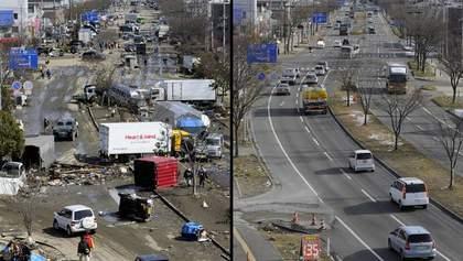 Япония спустя 11 месяцев после цунами. Фото