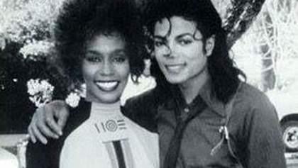Уітні Х'юстон була закохана у Майкла Джексона