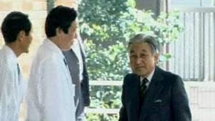 Імператора Японії Акіхіто виписали з лікарні