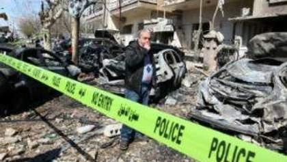 В результаті вибухів в Дамаску загинули 27 людей