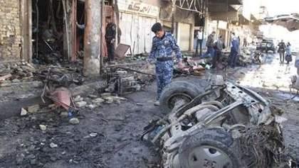 """""""Аль-Каїда"""" взяла на себе відповідальність за вибухи в Іраку"""