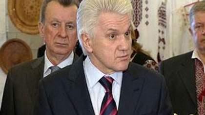 Литвин: Проблема депутатства Саламатина в политической плоскости
