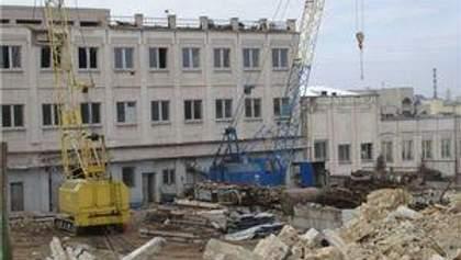 Киевская прокуратура проверяет законность сноса трех зданий на Андреевском спуске