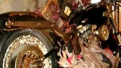 В Канаде нашли мотоцикл, который исчез во время цунами в Японии