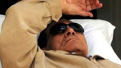Близькі Мубарака спростовують інформацію про його клінічну смерть