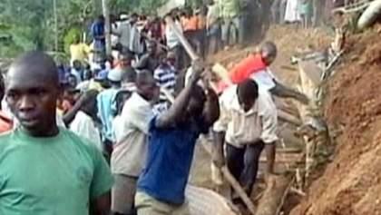 Из-за оползня в Уганде погибли 18 человек, еще 70 пропали без вести