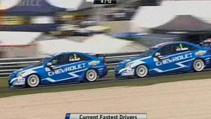 Гонки: команда Chevrolet проводит последний сезон в кузовной серии WTCC
