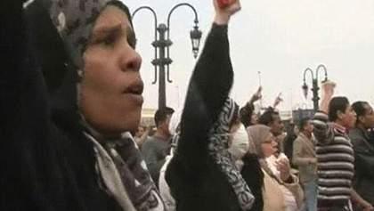 Сім'ї жертв єгипетської революції вимагають від Мубарака компенсацій