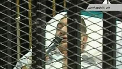 Хосні Мубарака переводять з госпіталю до в'язниці