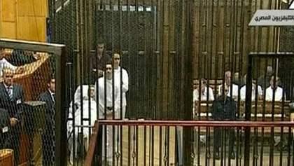 Єгипетські ЗМІ: Мубарака перевели з госпіталю до тюремної лікарні