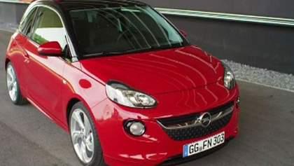 Opel Astra обновил дизайн