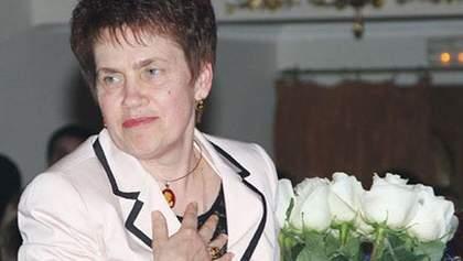 Жена Януковича из-за сына не пошла на балет