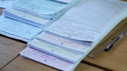 Результати виборів за мажоритарними списками у Львівській області на 121 окрузі