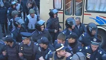 Міліція порушила 2 кримінальні справи за подіями у Первомайську