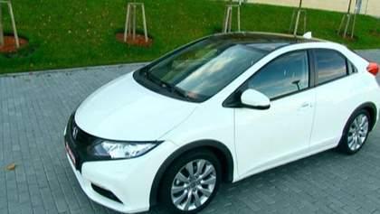 Honda Civic: тест-драйв