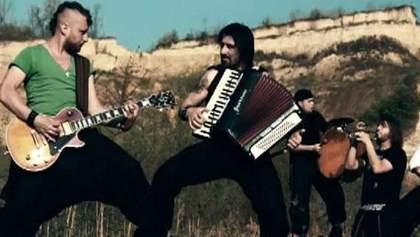 Kozak System представляет новую пластинку и начинает тур по Украине