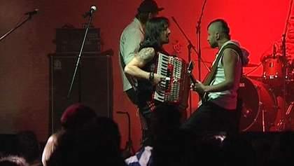 Kozak System выступили с концертом в поддержку нового альбома