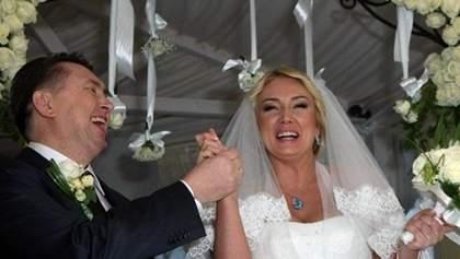 Весілля Мельниченка і Розинської (Фото)