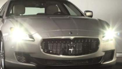 Jaguar та Maserati представили топові новинки