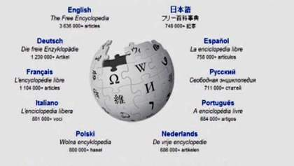 Wikipedia теряет авторов, пишущих на английском