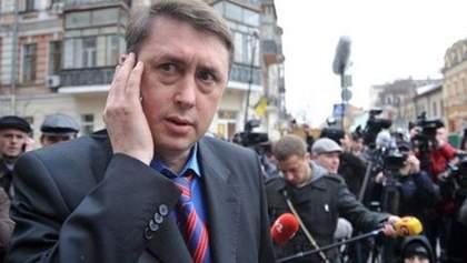 Мельниченко вважає, що до його справи хтось доклав руку