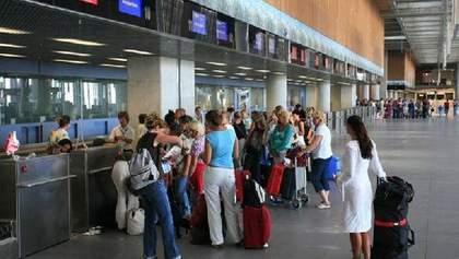 """Сегодня могут отменить еще 35 рейсов """"АэроСвита"""""""