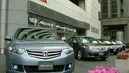 Honda Motor відкликає 777 тисяч автомобілів у США та Канаді
