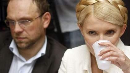 У ГПУ кажуть, що від повідомлення про підозру Тимошенко відмовились її адвокати