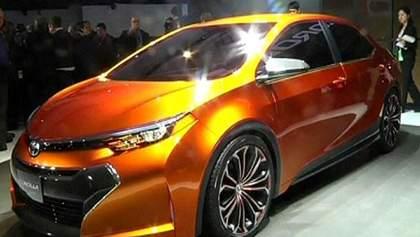 На Детройтском автошоу представили Toyota Furia и новый Corvette