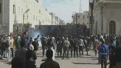 Понад 100 єгиптян постраждало під час сутичок із поліцією в день річниці революції