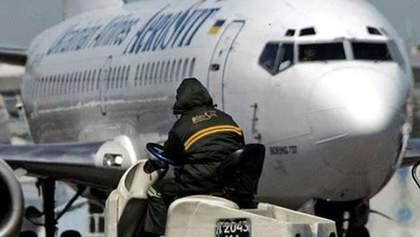 """Козак: """"АэроСвит"""" обещает выплатить задолженность работникам"""