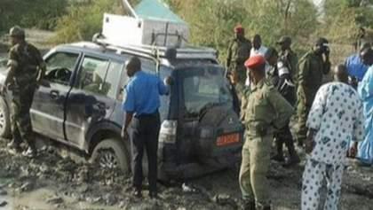 Французских туристов, похищенных в Камеруне, освободили