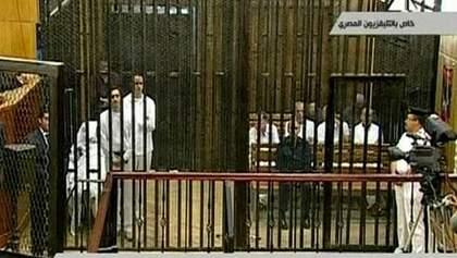 Апеляційний суд 13 квітня почне розгляд справи Мубарака
