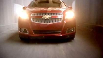 Chevrolet Malibu нового поколения - авто для капризных европейцев