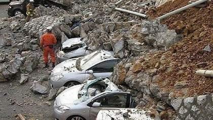 Япония постоянно живет ожиданием нового землетрясения
