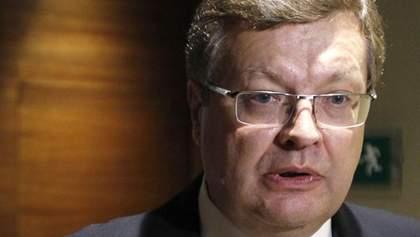 Грищенко поедет на интронизацию Папы Римского Франциска