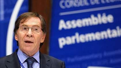 Президент ПАРЄ: У європейській країні не повинно бути політв'язнів