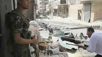 "Авангард сирийских повстанцев присягнул на верность ""Аль-Каиде"""