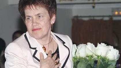 В Донецке Людмиле Янукович посвятили похвальные стихи (Фото, Видео)